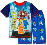 LICENSED PROPERTIES Lego Movie 2-pc. Pajama Short Set - Boys