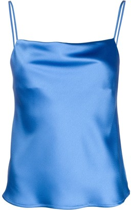 Blanca Vita Spaghetti Strap Vest