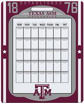 Texas A&M Aggies Dry Erase Calendar