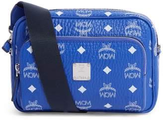 MCM Visetos Klassik Cross Body Bag