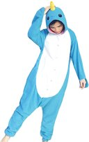 dressfan Animal Cosplay Costume Narwhal Pajamas Adult Kids