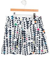 Catimini Girls' Printed A-Line Skirt w/ Tags