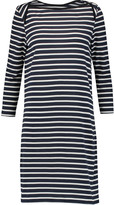 Petit Bateau Striped cotton-jersey mini dress