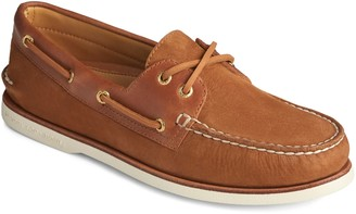 Sperry Kids Sperry Gold Cup Authentic Original Seaside Boat Shoe