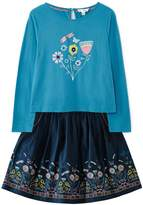 Yumi Girls Floral Clothing Set