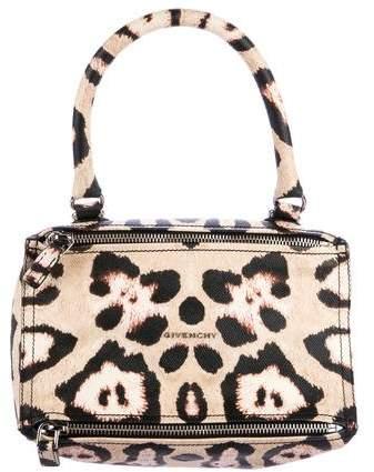 Givenchy Small Printed Pandora Bag w/ Tags