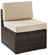 Crosley Palm Harbor Center Chair