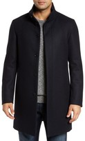 Sanyo Men's Edward Wool Rain Coat