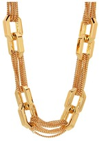 Vince Camuto - Modern Links 18 Chain Necklace (Gold) - Jewelry