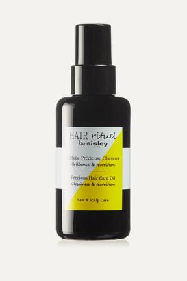 Sisley Precious Hair Care Oil Glossiness & Hydration, 100ml - Colorless