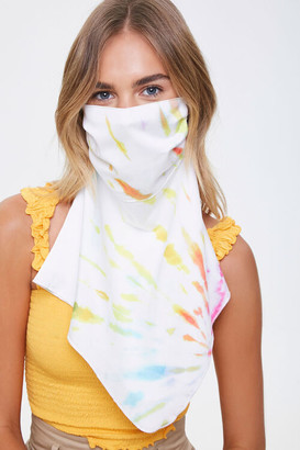 Forever 21 Tie-Dye Face Covering