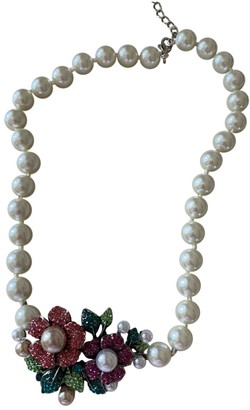 Non Signã© / Unsigned Other Pearls Necklaces