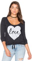 Chaser Heart Love Tee