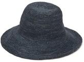 Greenpacha Ipanema Toquilla-straw Hat - Womens - Navy