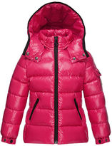 Moncler Bady Quilted Down Coat, Size 8-14