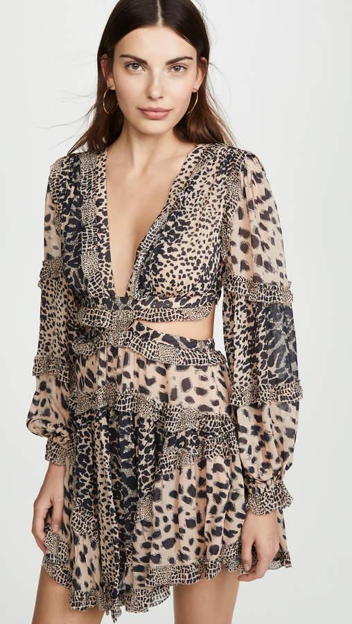 b39f81721e04 Zimmermann Cut Out Dresses - ShopStyle