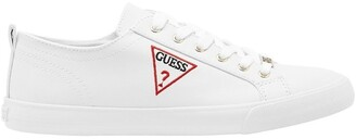 GUESS Soaked-B White Sneaker