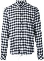 IRO checked shirt