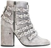 Laurence Dacade 'Meryl' ankle boots - women - Leather/Suede - 41