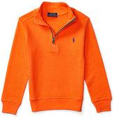Ralph Lauren Half-Zip Pullover, Toddler Boys (2T-4T) & Little Boys (2-7)