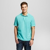 Merona Men's Garment Dyed Polo Shirt