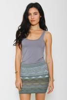 Goddis Nester Mini Skirt In Raging Sea