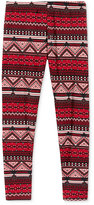Epic Threads Girls' Tribal-Print Leggings, Only at Macy's