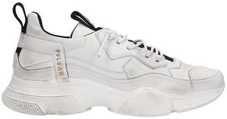 Bruno Bordese Sneakers In White Leather