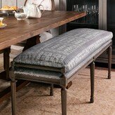 Bungalow Rose Lalonde Upholstered Bench