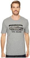 Life is Good Time Machine Wagon Smooth Tee
