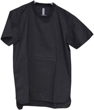 Damir Doma Black Cotton T-shirts