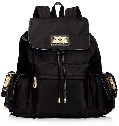Juicy Couture Penny Nylon Backpack