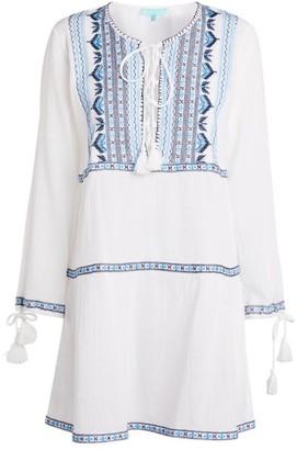 Melissa Odabash Embroidered Millie Dress