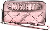 Moschino trompe-l'oeil wallet