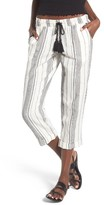 Rip Curl Women's Stripe Cropped Pants