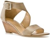 JONES NEW YORK Palice Wedge Sandal - Nude