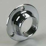 Knape & Vogt 764 CHR Full Circle Flange For 770-5 Tubing, Chrome