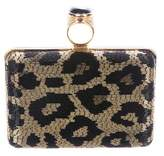 Tom Ford Beaded Ring Clutch