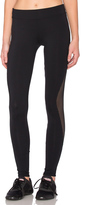So Low SOLOW Mesh Cutout Legging