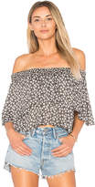 Flynn Skye Athens Top in Gray. - size L (also in M,S,XS)
