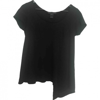 Marc by Marc Jacobs Black Linen Top for Women