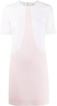 Givenchy Two-Tone Dress