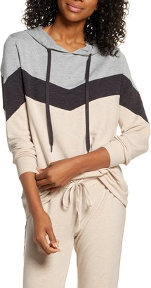 PJ Salvage Lounge Essentials Colorblock Hoodie