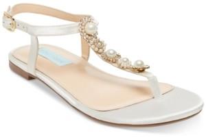 Betsey Johnson Laur Sandal Women's Shoes