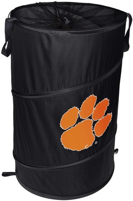 Clemson Tigers Cylinder Pop Up Hamper