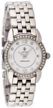Concord Diamond Impresario Watch