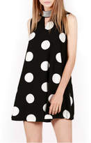 Gracia Polka Dot A-line Dress
