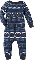 Tea Collection Joaquin Romper (Baby) - Multi-18-24 Months