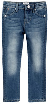 Hudson Collin Skinny Flap Pocket Jean (Toddler & Little Girls)