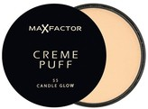 Max Factor Creme Puff Powder Compact Candle Glow 55